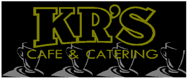 KRs Catering logo